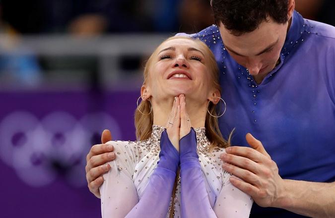 Алена Савченко - Бруно Массо / Aliona SAVCHENKO - Bruno MASSOT GER - Страница 22 24328400