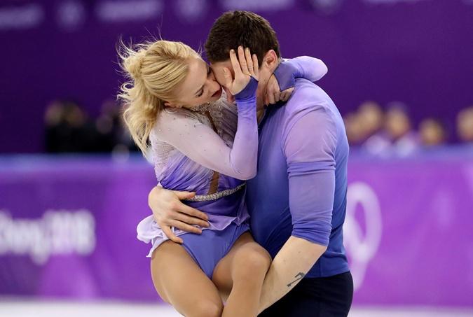 Алена Савченко - Бруно Массо / Aliona SAVCHENKO - Bruno MASSOT GER - Страница 22 24328411