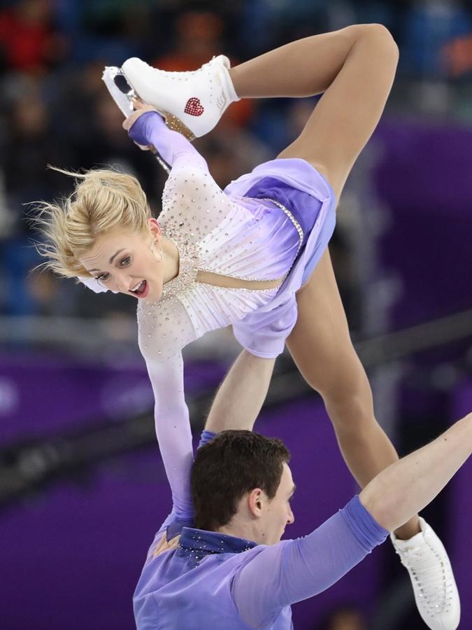 Алена Савченко - Бруно Массо / Aliona SAVCHENKO - Bruno MASSOT GER - Страница 22 24328413