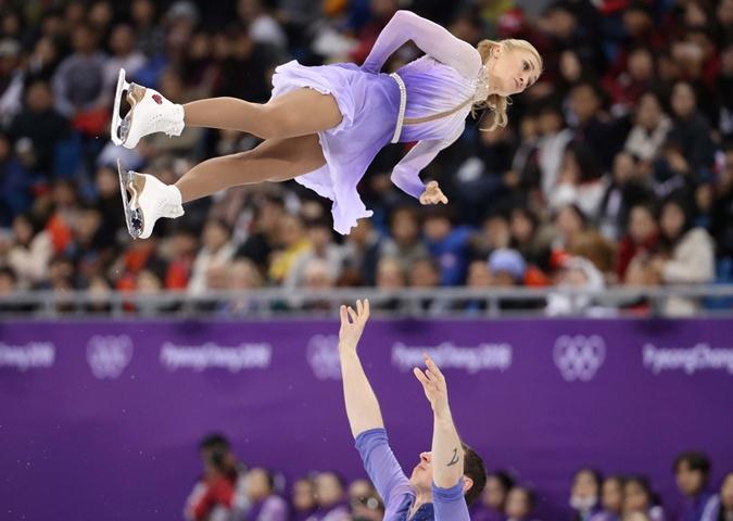 Алена Савченко - Бруно Массо / Aliona SAVCHENKO - Bruno MASSOT GER - Страница 22 24328414