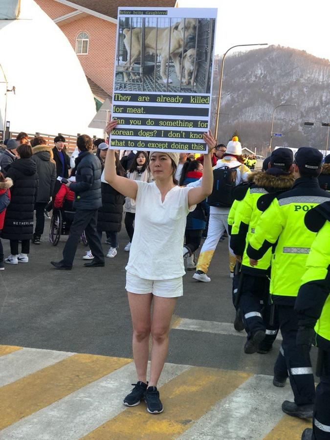 Закулисье церемонии закрытия Олимпиады-2018: русскоговорящие перекупщики и парад протестов фото 4