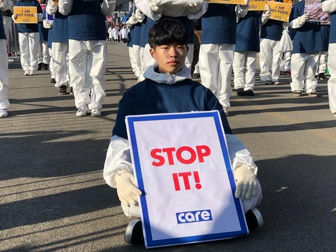 Закулисье церемонии закрытия Олимпиады-2018: русскоговорящие перекупщики и парад протестов фото 5