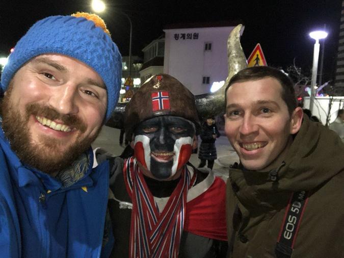 Закулисье церемонии закрытия Олимпиады-2018: русскоговорящие перекупщики и парад протестов фото 7