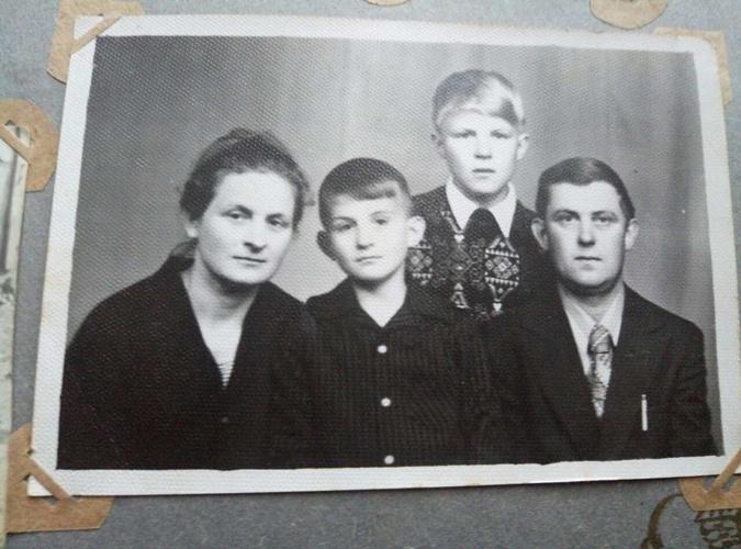 Игорь Белокуров. Фото: Евгения Наливайко. Семейный архив.