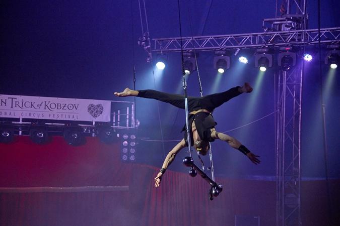 Звезды циркового фестиваля