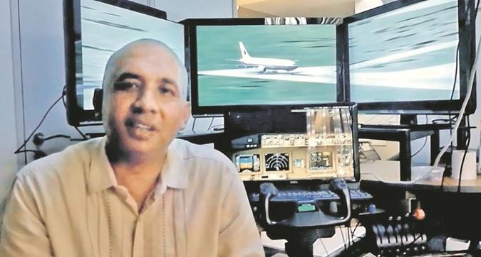 Капитан пропавшего в 2014 году малайзийского