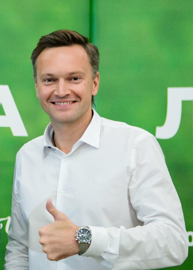 Андрей Данилевич не только телевелдущий, но и спортсмен - мастер спорта по триатлону. Фото: канал