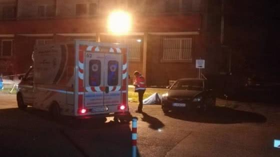 Украинская студентка выпала с восьмого этажа в Словакии фото 1