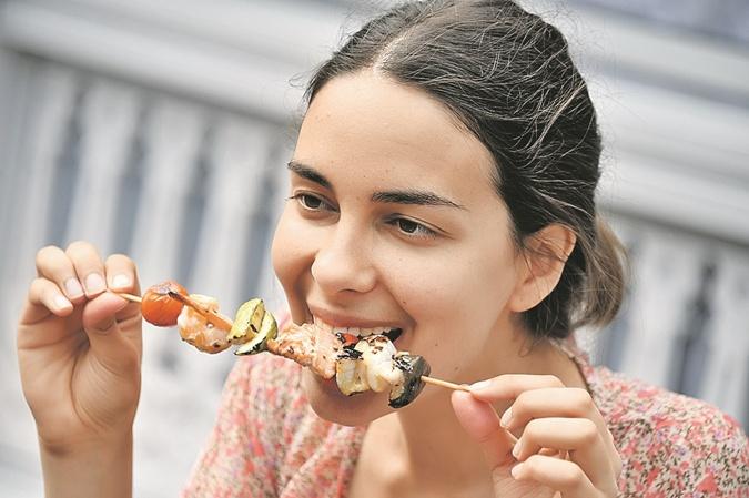 Хочешь похудеть - ешь до отвала три раза в день фото 1