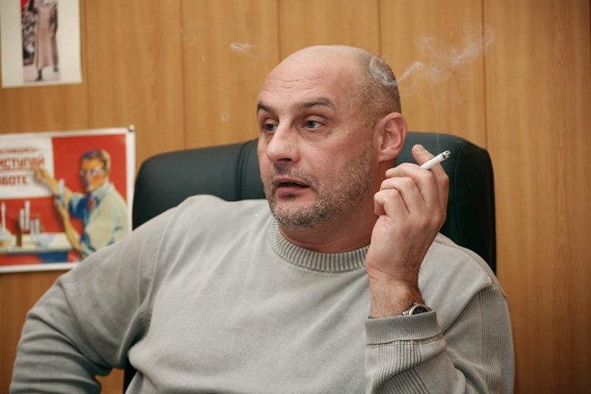 Сын режиссера Сергей Говорухин умер в 2011 году. Фото: соцсети
