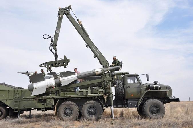 Зенитный ракетный комплекс (ЗРК)
