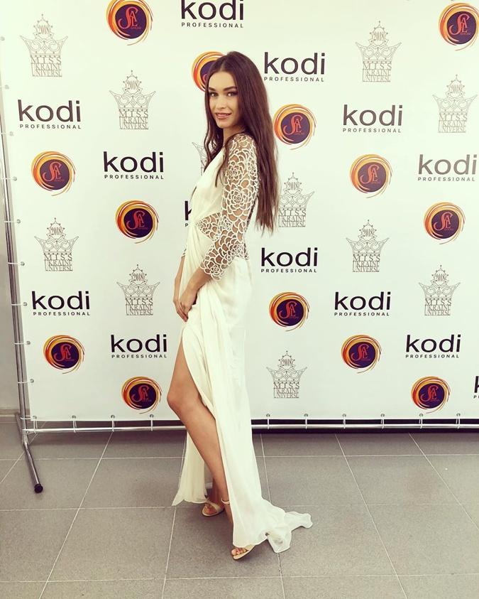 Анна Дурицкая во время официальной фотосессии конкурса. Фото: anna_aleksandrovna_11/