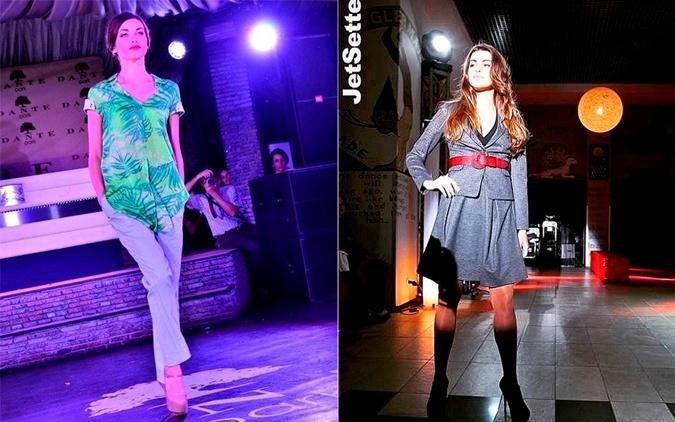 Дурицкая участвует в модных показах...Фото: anna_aleksandrovna_11/