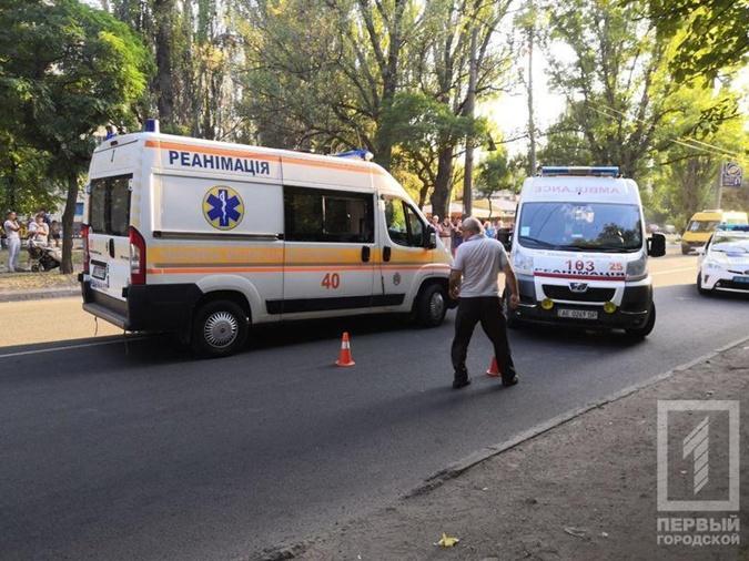 В Кривом Роге разыскивают водителя авто, насмерть сбившего маленькую девочку  фото 2