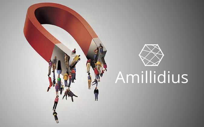 """Рекламная компания """"Амиллидиус"""", каналы привлечения клиентов."""