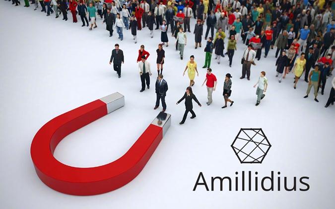 Рекламная компания  Amillidius лидогенерация под ключ