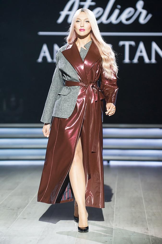 Оля Полякова. Фото: fashionweek.ua