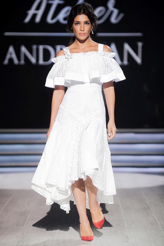 Новая коллекция Андре Тана весна-лето 2019. Фото: fashionweek.ua