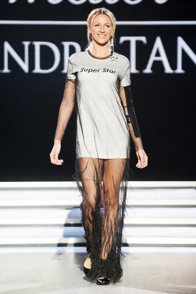 Леся Никитюк. Фото: fashionweek.ua
