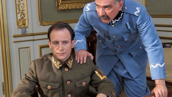 Вот так выглядит Петлюра в новой украинской картине. Фото: кадр из фильма