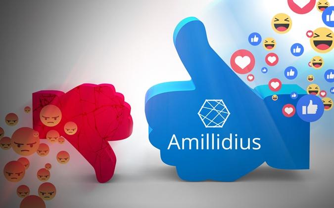 Рекламная компания Amillidius знает, как управлять репутацией компании.