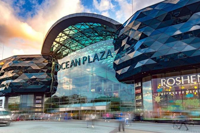 Торговый центр планируют открыть в 2019 году рядом с ТРЦ Ocean Plaza.