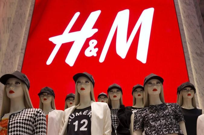 18 августа в Киеве открыли магазин розничной сети по торговле одеждой H&M.