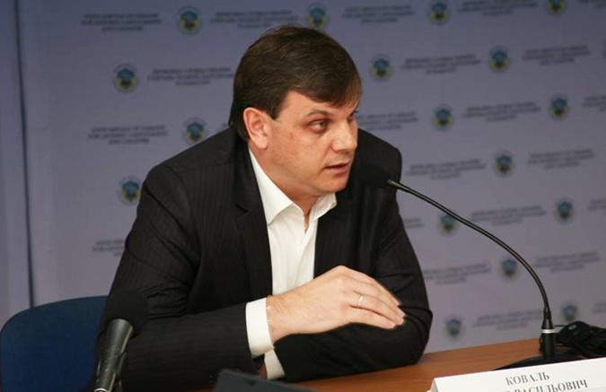 Павел Коваль.