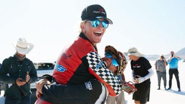 Денис Мюллер-Коренек установила мировой рекорд
