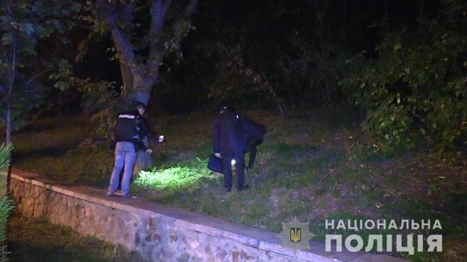 Грабители пытались сбежать от патрульных.