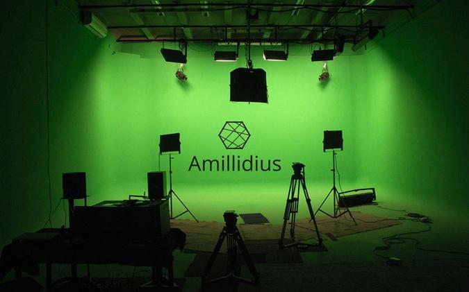 Амилидиус —  создание рекламных роликов, создание рекламного видео