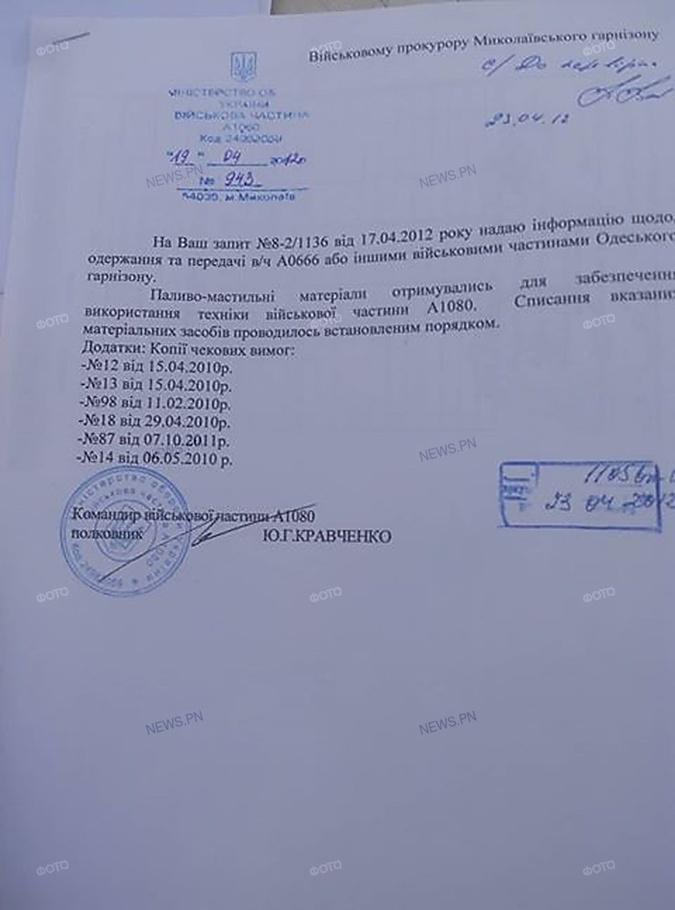 В Николаеве среди кучи мусора нашли документы прокуратуры фото 1
