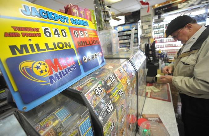 Факт. Украинцы могут официально выиграть $654 млн в лотерее США фото 1