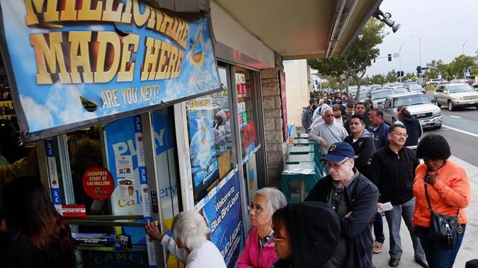 Факт. Украинцы могут официально выиграть $654 млн в лотерее США фото 2