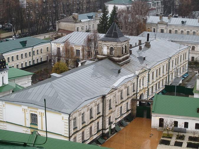 Национальная историческая библиотека Украины. Фото: uk.wikipedia.org