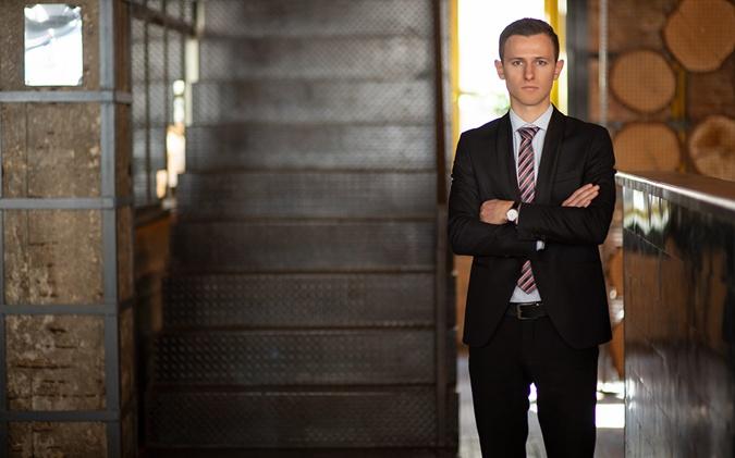 Работа в Центре Биржевых Технологий: Сергей Бевз — старт успешной карьеры