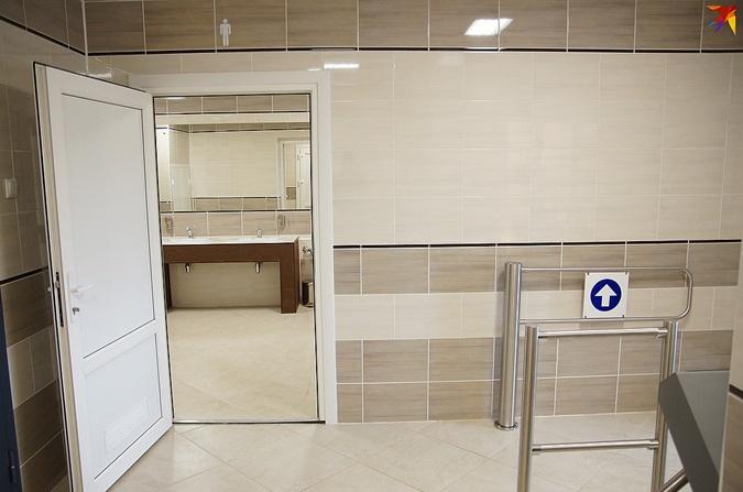 В Гомеле закрыли общественный туалет
