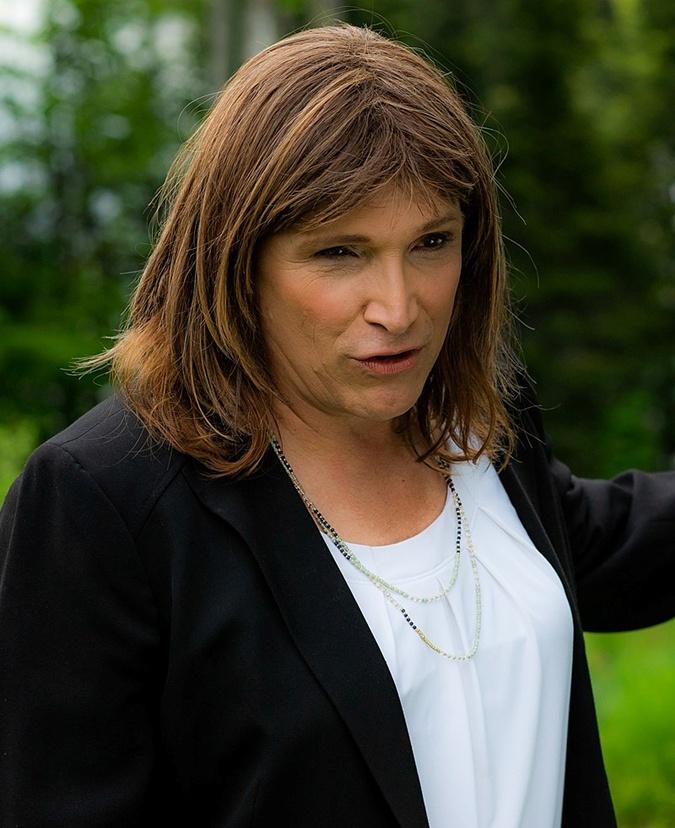 Кристин Холквист. Фото: en.wikipedia.org