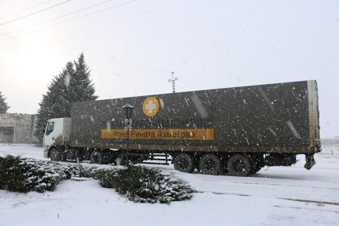 Помощь Донбассу: в декабре наборы выживания получат свыше 23 тысяч человек фото 2