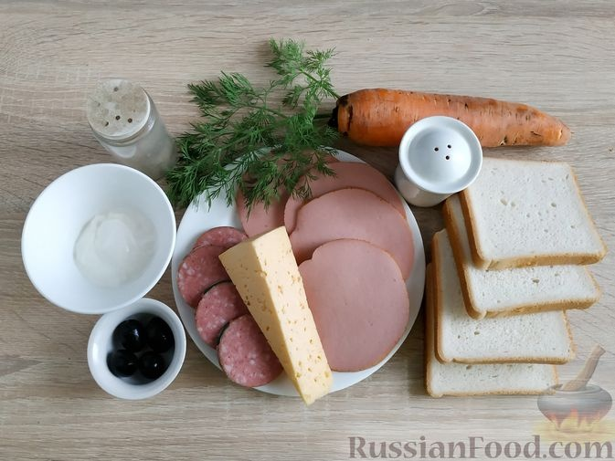Пошаговые рецепты на Новый год Свиньи фото 13