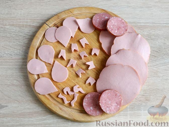 Пошаговые рецепты на Новый год Свиньи фото 15
