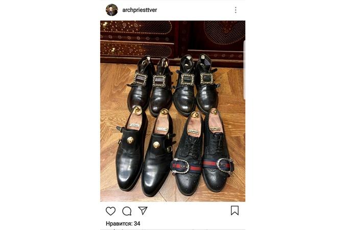 Протоиерей из России, показавший вещи от Louis Vuitton, прокомментировал скандал фото 2