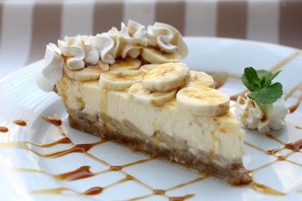 Бананово-творожный пирог Антона Пестова рецепт