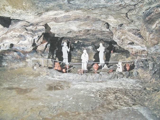 Пещеры Украины: где встретить праздник под землей фото 3