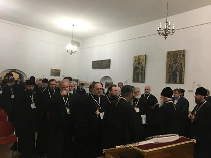 В Киеве прошел Объединительный собор фото 5