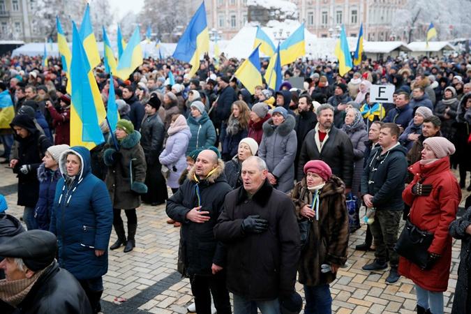 В Киеве прошел Объединительный собор фото 4