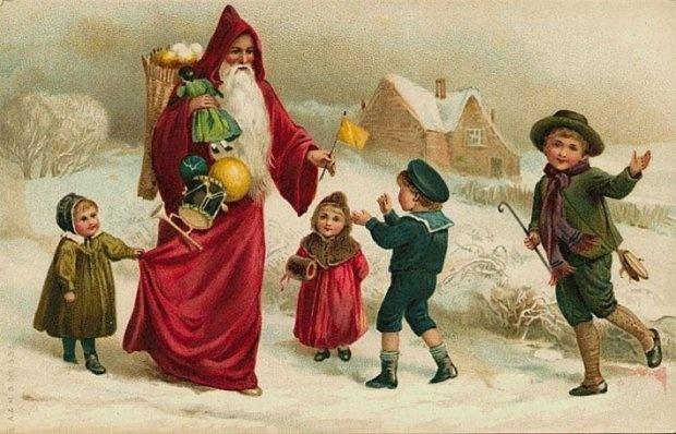 Картинки з Днем святого Миколая. Фото: 24tv.ua