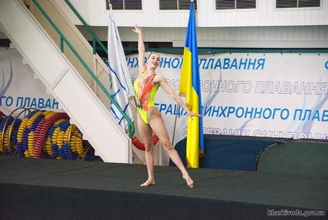Елизавета Яхно Фото пресс-служба администрации Харьковской области