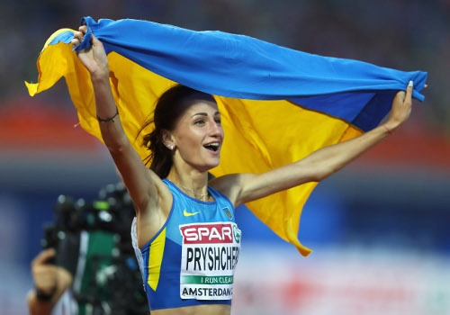 Наталья Прищепа фото uaf.org.ua