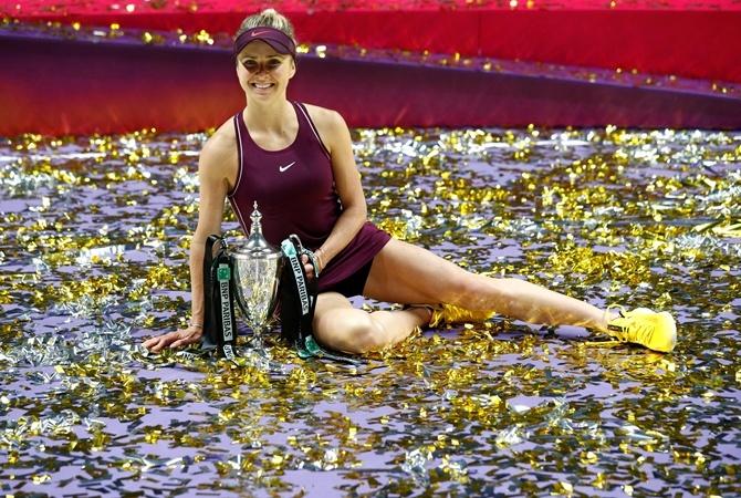Элина Свитолина Фото mediaexpress.reuters.com